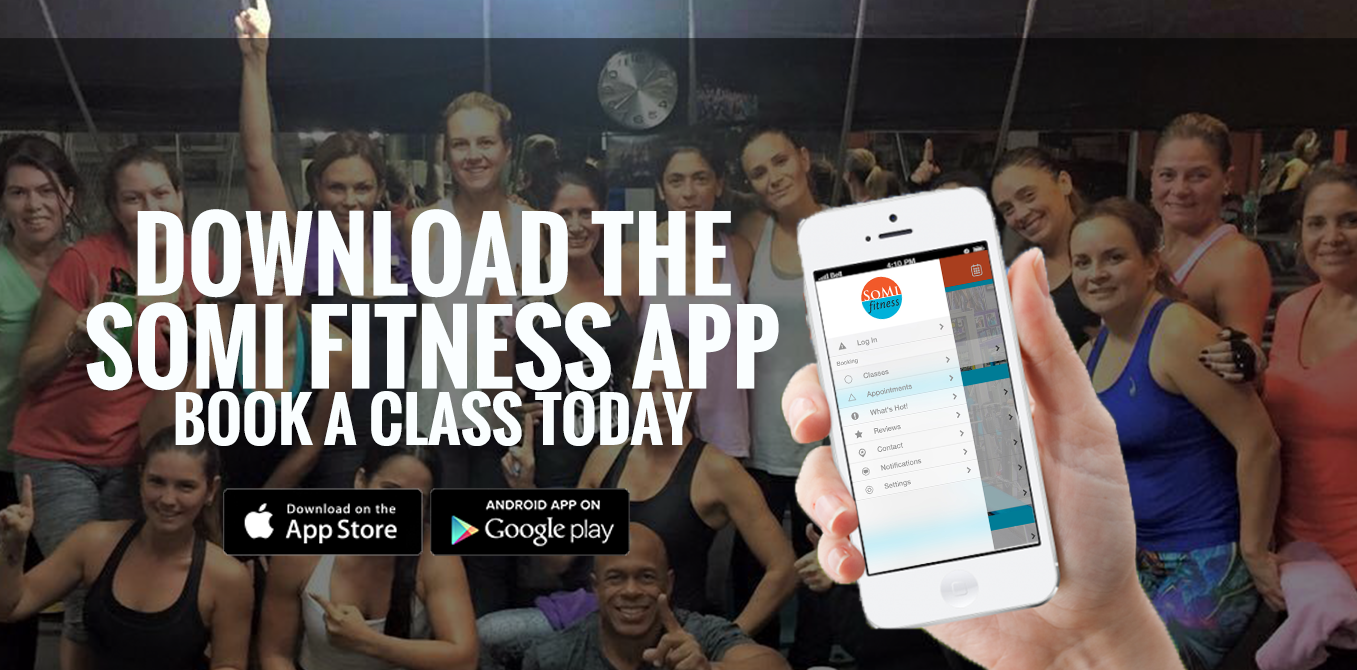 Download the SoMi Fitness Mobile App