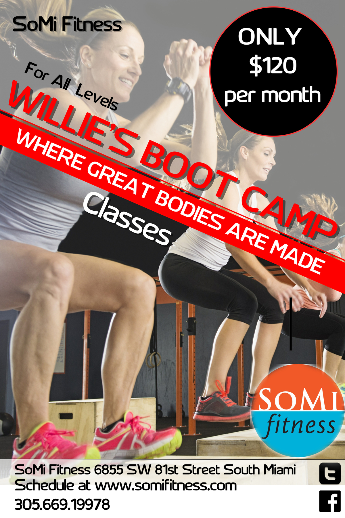 Willie's Boot Camp