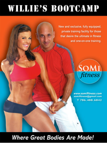 Willies Bootcamp Miami - SoMi Fitness