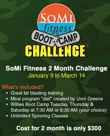 SoMi Fitness 2 Month Challenge
